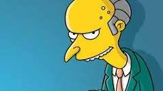 Is the voice of Mr. Burns leaving