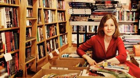 Author Ann Patchett is now a bookseller, too.