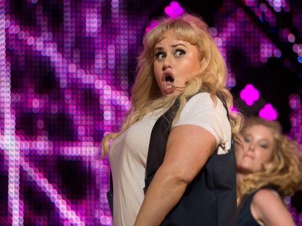 Fat Amy (Rebel Wilson) in