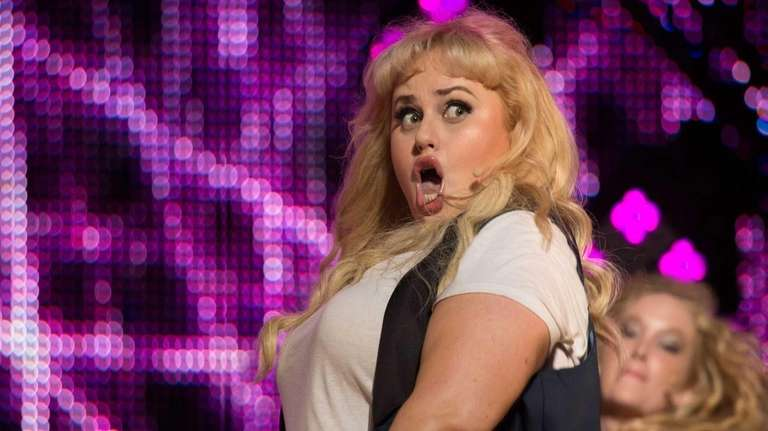 Fat Amy (Rebel Wilson) in