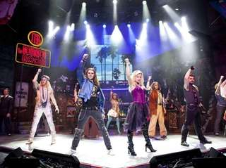 """Rock of Ages"" opened May 20, 2015, at"