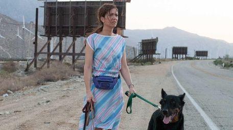 Kristen Wiig appears in a scene from