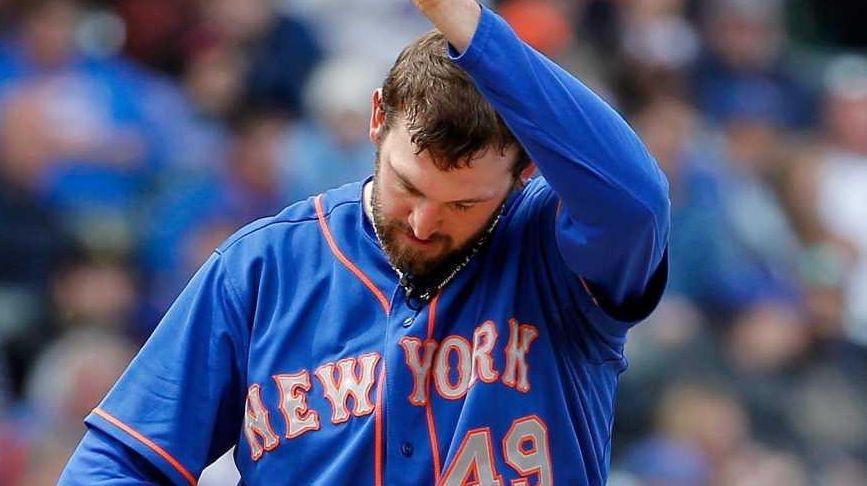 Jonathon Niese #49 of the New York Mets