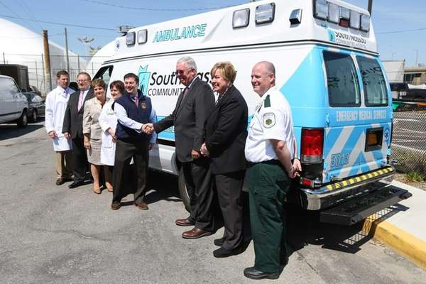 South Nassau Communities Hospital President and CEO Richard