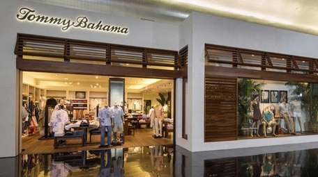 Island-inspired fashion retailer Tommy Bahama will open a
