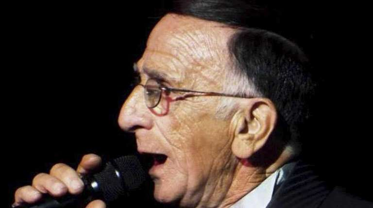 Singer Lenny Cocco, who in a nearly 60-year