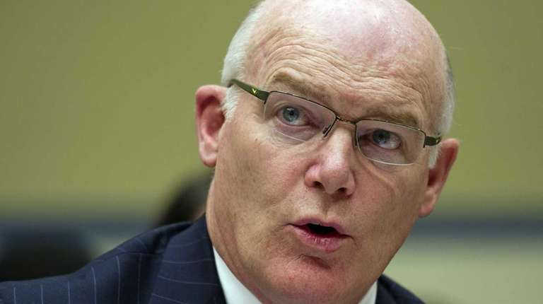 Secret Service Director Joseph Clancy testifies on Capitol