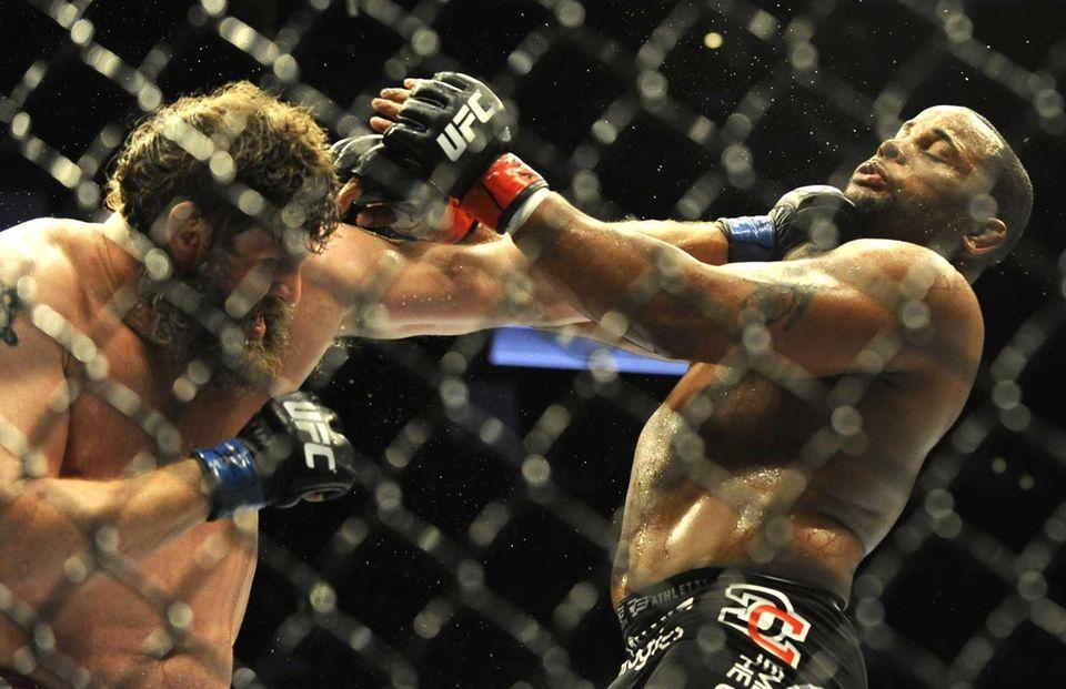 UFC 166: Daniel Cormier vs. Roy NelsonOct. 19,