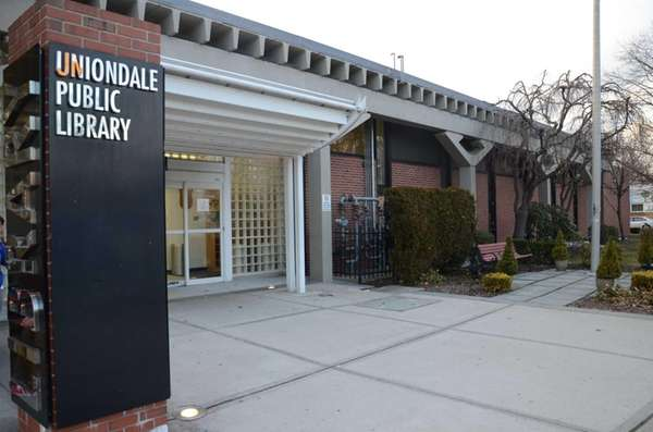 The Uniondale Public Library on March 13, 2013.