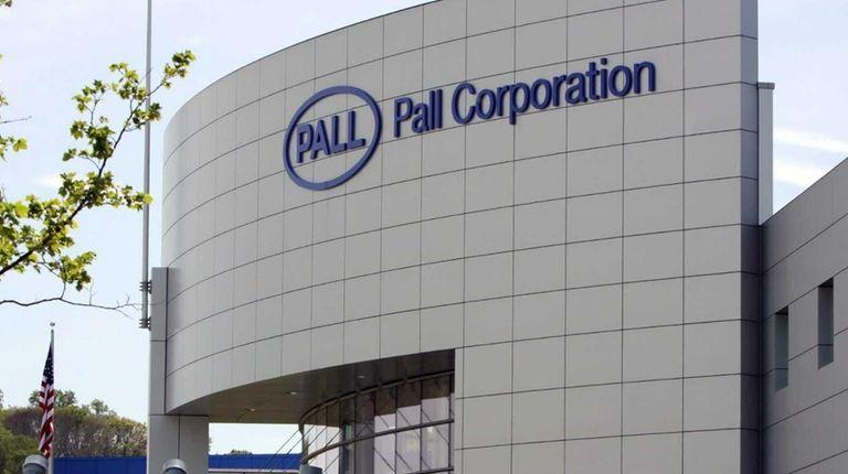 On May 13, 2015, Port Washington-based Pall Corp.