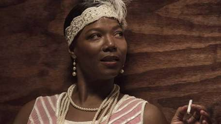 Queen Latifah as Bessie Smith in