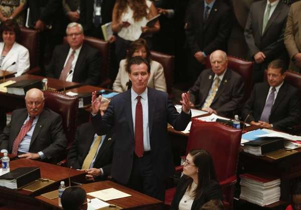 New State Senate Majority Leader John Flanagan (R-East