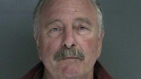 John Shultz, 66, of West Islip, was arrested