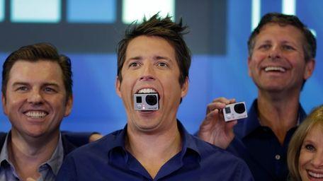 GoPro CEO Nick Woodman ranks No. 5 with