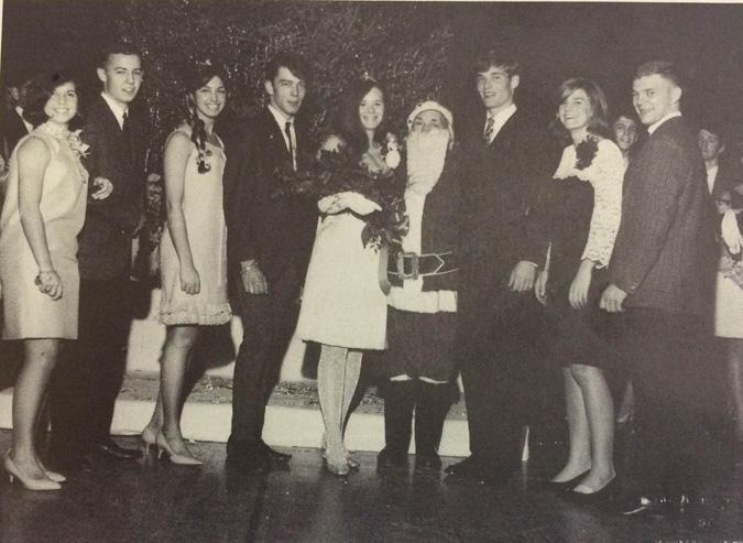 In 1967, Huntington High School had a very