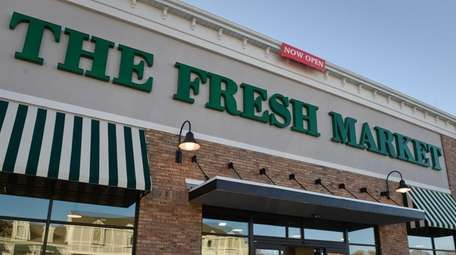 Specialty grocer The Fresh Market is looking to