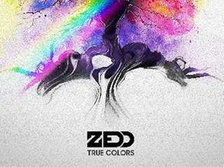 "Zedd's ""True Colors"" on Interscope Records"