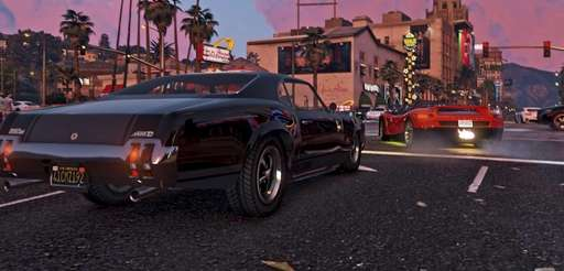 Grand Theft Auto V (PC version) (Rockstar)