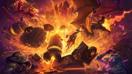 Hearthstone: Heroes of Warcraft (iOS Mac PC) /