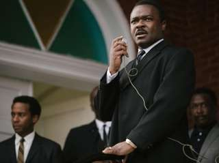 David Oyelowo portrays Dr. Martin Luther King, Jr.