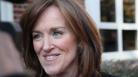Nassau County District Attorney Kathleen Rice at Garden