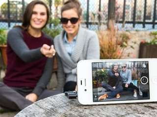 Take pictures wherever you go with the Muku