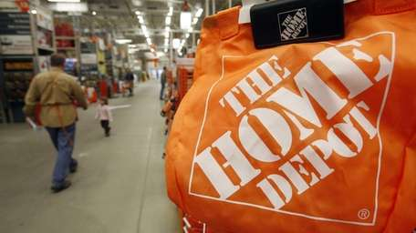 Home Depot Inc., providing an optimistic view on
