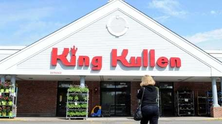 The King Kullen store at 1375 Rte. 25A