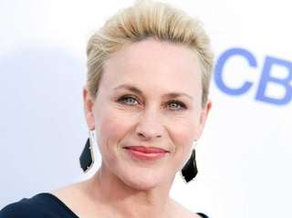 Patricia Arquette arrives at the 3rd annual CBS