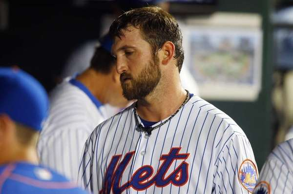 Jonathon Niese #49 of the New York Mets