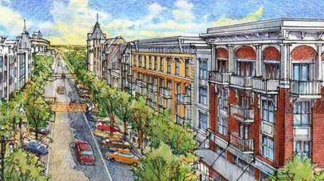 Renaissance Downtowns has a plan for Hempstead.