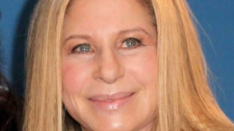 Barbra Streisand at the 2015 Directors Guild Of