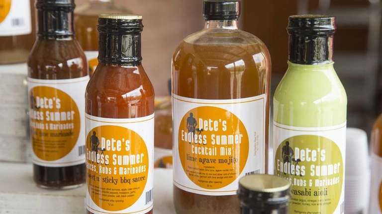 Pete's Endless Summer sauces, rubs and marinades are