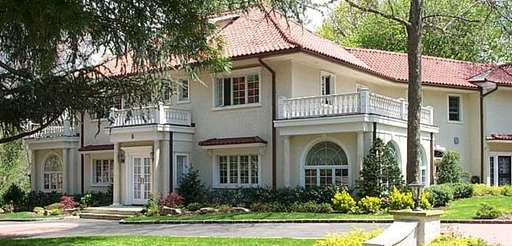 The Great Neck home where F. Scott Fitzgerald