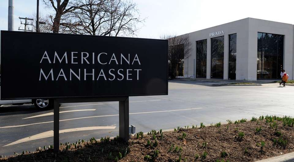Americana Manhasset, 2060 Northern Blvd., Manhasset, 516-627-2277.