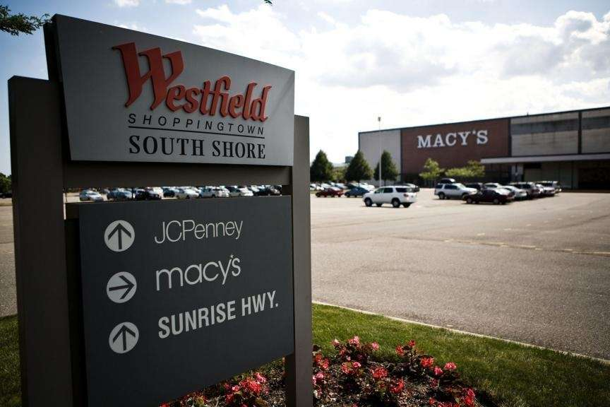 Westfield South Shore Shopping Mall; 1701 Sunrise Hwy.,