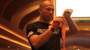 Donald Cerrone open workouts