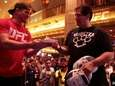 Chris Weidman and Gian Villante surprised trainer Ray