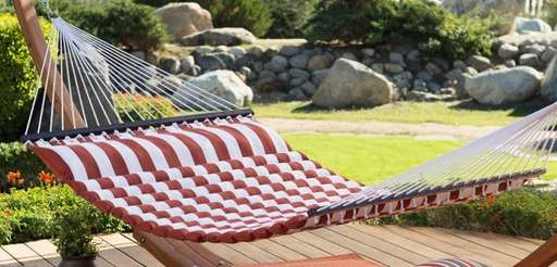 Relax poolside on this Island Bay 13-foot Thick
