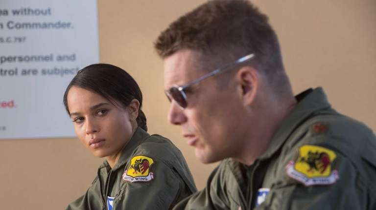 Zoe Kravitz and Ethan Hawke star in