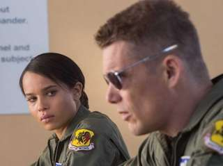 "Zoe Kravitz and Ethan Hawke star in ""Good"