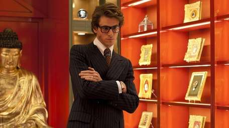 Gaspard Ulliel portrays Yves Saint Laurent in the