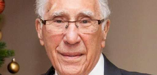 Dennis T. Coglianese, 89, died on May 4,