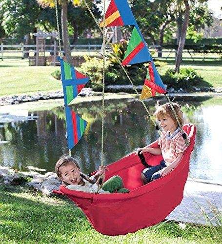The Magic Cabin's Regatta Swing is a canvas,