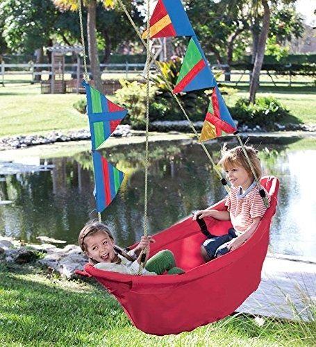 The Magic Cabin's Regatta Swing is a canvas,
