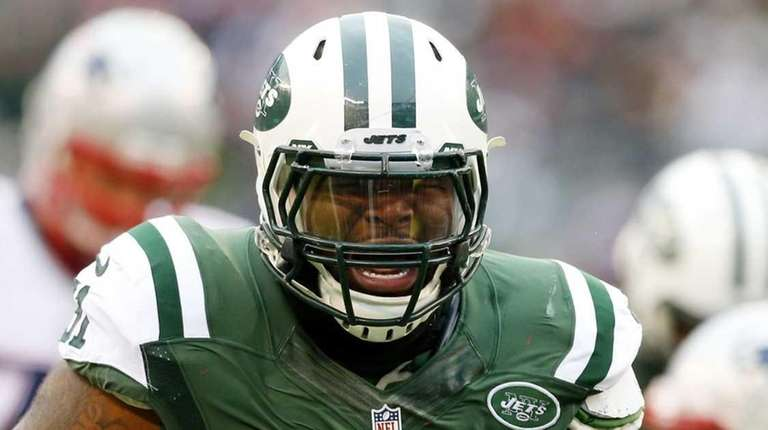 Sheldon Richardson #91 of the New York Jets
