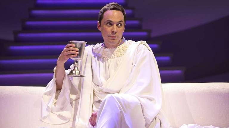 Jim Parsons in