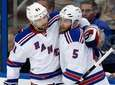 Rick Nash #61 of the New York Rangers