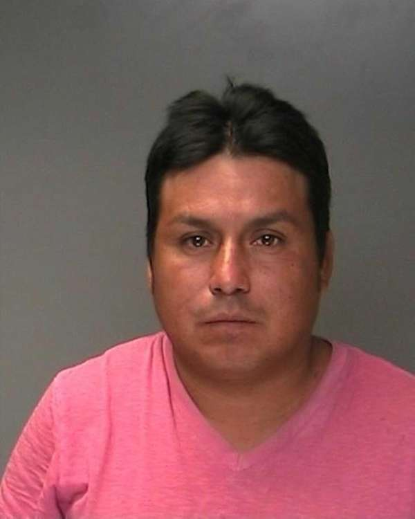 Juan Fanacio-Avila, 32, of Medford, was arrested Saturday,