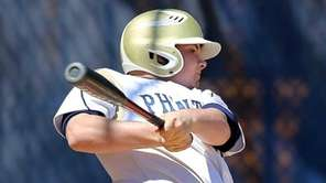Bayport-Blue Point's P.J. Weeks follows through on his
